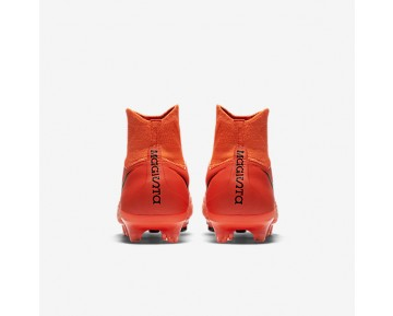 Nike Magista Orden II FG Mens Shoes Total Crimson/University Red/Bright Mango/Black Style: 843812-806