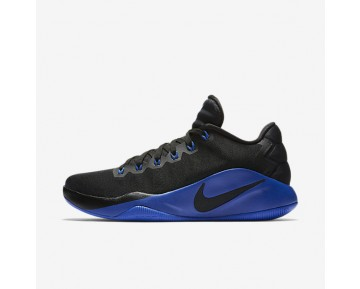 Nike Hyperdunk 2016 Low Mens Shoes Black/Dark Grey/Game Royal Style: 844363-040