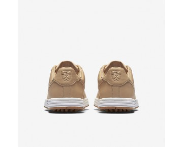 Nike Lunar Force 1 G Premium Mens Shoes Vachetta Tan/Sail/Gum Medium Brown/Vachetta Tan Style: 844547-200