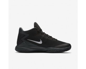 Nike Zoom Evidence Mens Shoes Black/Anthracite/Wolf Grey/Metallic Silver Style: 852464-001