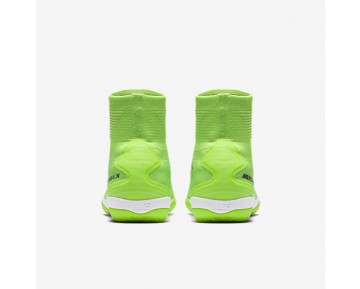 Nike MercurialX Proximo II IC Mens Shoes Electric Green/Ghost Green/Gum Light Brown/Black Style: 831976-305
