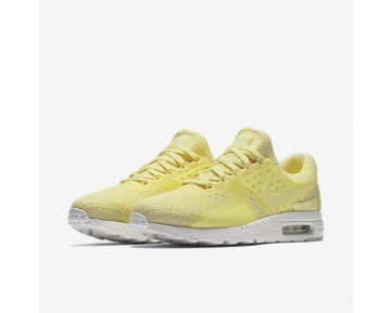 Nike Air Max Zero Breathe Mens Shoes Lemon Chiffon/White/Light Bone/Lemon Chiffon Style: 903892-700
