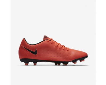 Nike Magista Ola II FG Mens Shoes Total Crimson/Bright Mango/Black Style: 844420-808