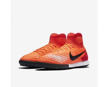 Nike MagistaX Proximo II TF Mens Shoes Total Crimson/University Red/Atomic Pink/Black Style: 843958-805