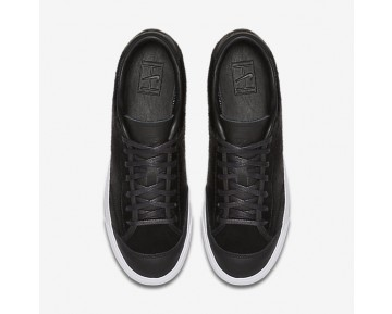 Nike All Court 2 Low LX Mens Shoes Black/White/Black Style: 875789-001