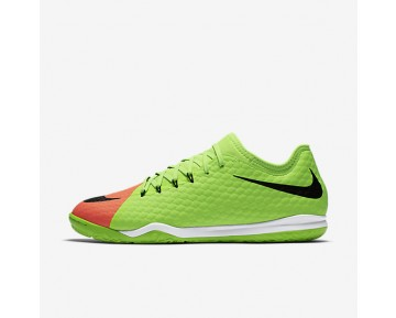 Nike HypervenomX Finale II IC Mens Shoes Electric Green/Hyper Orange/Bright Mango/Black Style: 852572-308