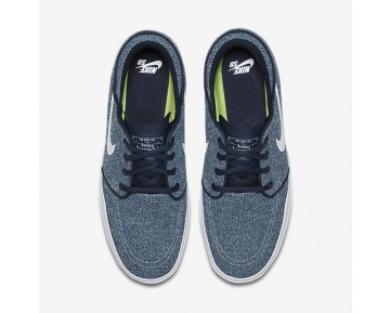 Nike SB Stefan Janoski Hyperfeel Mesh Mens Shoes Obsidian/Industrial Blue/Light Armoury Blue/White Style: 898424-414