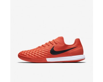 Nike MagistaX Finale II IC Mens Shoes Max Orange/Total Crimson/Black Style: 844444-808