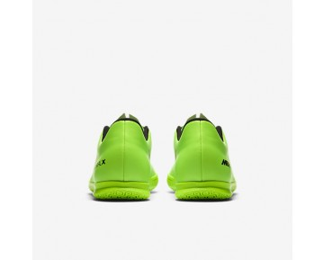 Nike Mercurial Vortex III IC Mens Shoes Electric Green/Flash Lime/White/Black Style: 831970-303