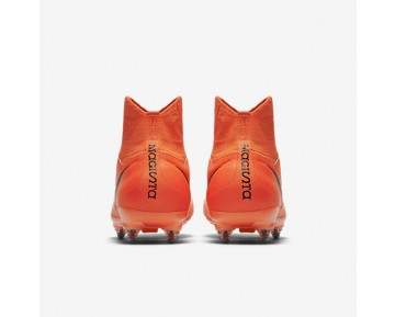 Nike Magista Orden II SG Mens Shoes Total Crimson/University Red/Bright Mango/Black Style: 844521-806