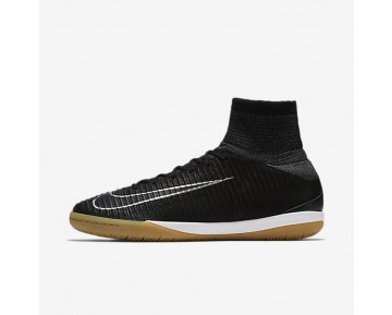 Nike MercurialX Proximo II Tech Craft 2.0 IC Mens Shoes Black/Metallic Silver/Dark Grey/Black Style: 852537-001