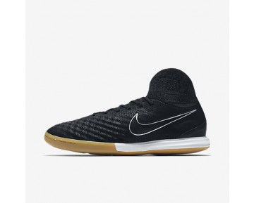 Nike MagistaX Proximo II Tech Craft 2.0 IC Mens Shoes Black/Metallic Silver/Dark Grey/Black Style: 852507-001