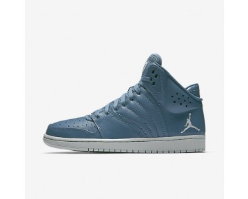 Jordan 1 Flight 4 Mens Shoes Ocean Fog/Pure Platinum Style: 820135-400