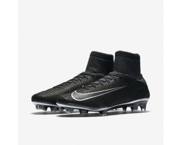 Nike Mercurial Superfly V Tech Craft 2.0 FG Mens Shoes Black/Dark Grey/Black Style: 852509-001
