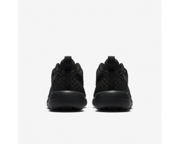 Nike Roshe Two Flyknit 365 Mens Shoes Black/Black/Black/Black Style: 859535-001