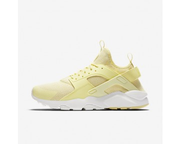 Nike Air Huarache Ultra Breathe Mens Shoes Lemon Chiffon/Summit White/Lemon Chiffon Style: 833147-701