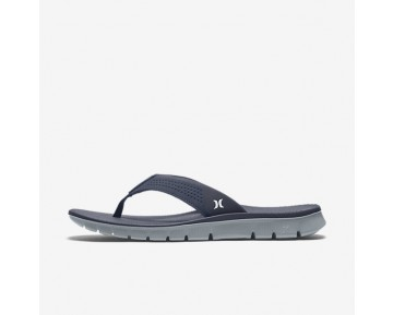 Hurley Fusion Mens Shoes Obsidian Style: HUR151-416