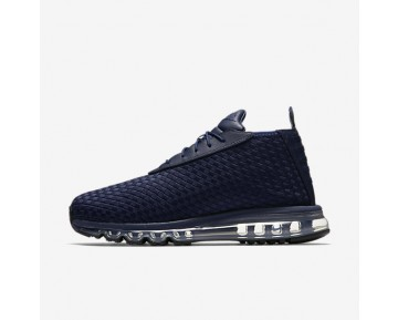 NikeLab Air Max Woven Mens Shoes Midnight Navy/Black/Midnight Navy Style: 921854-400