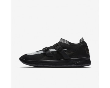 NikeLab Air Sock Racer Ultra Flyknit Mens Shoes Black/Black/Sail Style: 904580-001