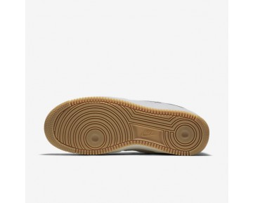 NikeLab Air Force 1 CMFT TC Low Mens Shoes Sail/Black/Gum Light Brown/Sail Style: 917493-100