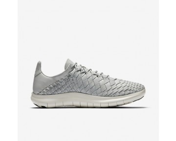 NikeLab Free Inneva Motion Woven Mens Shoes Pure Platinum/Sail/Pure Platinum Style: 894989-001