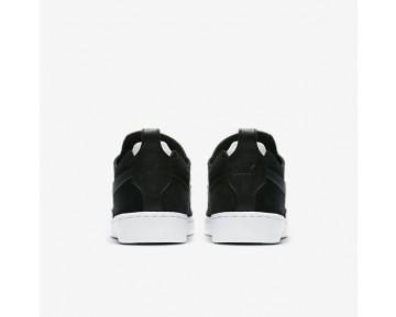 NikeLab Blazer Low Tech Craft Mens Shoes Black/White/Black Style: AA1057-001