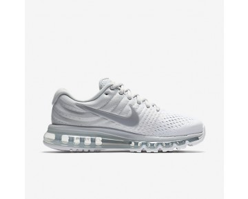 Nike Air Max 2017 Womens Shoes Pure Platinum/White/Off-White/Wolf Grey Style: 849560-009