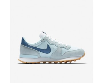 Nike Internationalist Womens Shoes Glacier Blue/Summit White/Industrial Blue Style: 828407-409