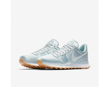 Nike Internationalist QS Womens Shoes Fibreglass/White/Gum Yellow/Fibreglass Style: 919989-300