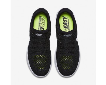Nike LunarEpic Low Flyknit 2 Womens Shoes Black/Anthracite/White Style: 863780-001