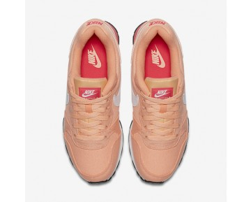 Nike MD Runner 2 Womens Shoes Sunset Glow/Racer Pink/White Style: 749869-801