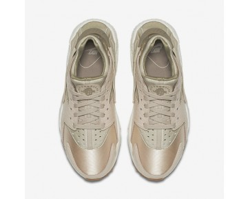 Nike Air Huarache Premium Womens Shoes Oatmeal/Sail/Gum Medium Brown/Khaki Style: 683818-102