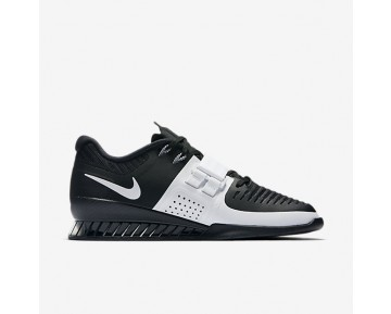 Nike Romaleos 3 Womens Shoes Black/White Style: 878557-001