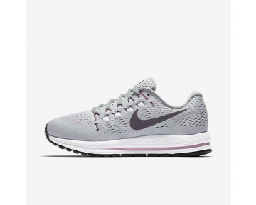 Nike Air Zoom Vomero 12 Womens Shoes Pure Platinum/Wolf Grey/Orchid/Purple Dynasty Style: 863766-003