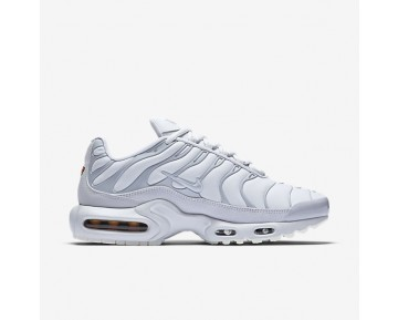 Nike Air Max Plus Womens Shoes Wolf Grey/Pure Platinum/Wolf Grey Style: 605112-049