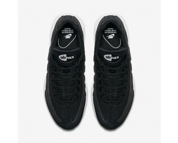 Nike Air Max 95 Premium Womens Shoes Black/Summit White Style: 807443-010