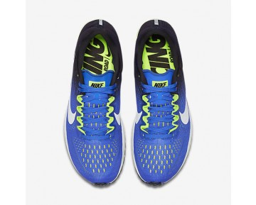 Nike Zoom Streak 6 Unisex Unisex Shoes Hyper Cobalt/Black/Ghost Green/White Style: 831413-410