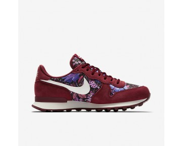 Nike Internationalist Premium Womens Shoes Team Red/Team Red/Sail Style: 828404-601