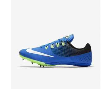 Nike Zoom Rival S 8 Unisex Shoes Hyper Cobalt/Black/Ghost Green/White Style: 806554-413