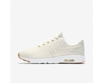 Nike Air Max Zero Womens Shoes Sail/Gum Light Brown/Sail Style: 857661-105