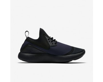 Nike LunarCharge Essential Womens Shoes Black/Volt/Dark Obsidian Style: 923620-007