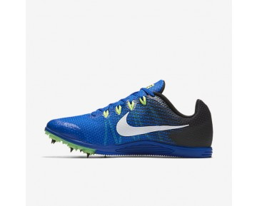 Nike Zoom Rival D 9 Unisex Shoes Hyper Cobalt/Black/Ghost Green/White Style: 806556-413