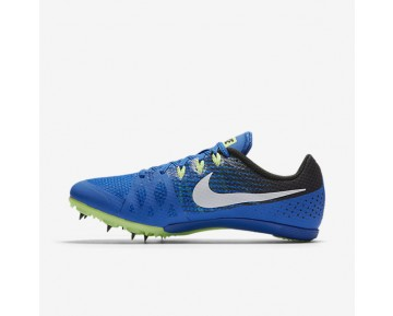 Nike Zoom Rival M 8 Unisex Shoes Hyper Cobalt/Black/Ghost Green/White Style: 806555-413