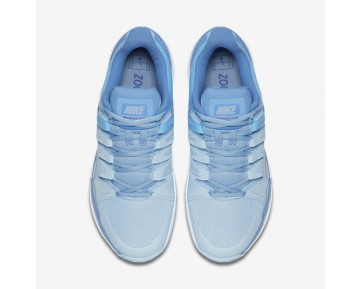 NikeCourt Zoom Vapor 9.5 Tour Womens Shoes Ice Blue/University Blue/White/Comet Blue Style: 631475-401