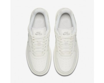 Nike Air Force 1 07 Premium Womens Shoes Sail/Light Bone/White/Sail Style: 896185-100