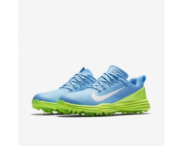 Nike Lunar Command 2 Womens Shoes Vivid Sky/Ghost Green/White Style: 880120-400