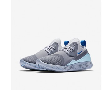 Nike LunarCharge Essential BN Womens Shoes Wolf Grey/White/Photo Blue Style: 933797-014
