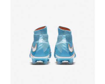 Nike Hypervenom Phantom 3 DF FG Womens Shoes Polarised Blue/Chlorine Blue/Tart/White Style: 881545-414