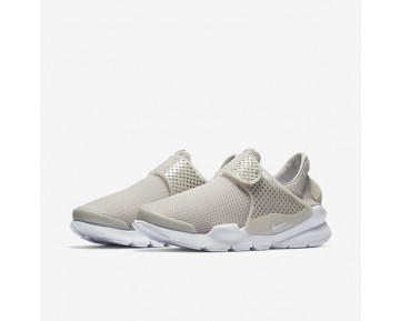 Nike Sock Dart Breathe Womens Shoes Pale Grey/Glacier Blue/White Style: 896446-002
