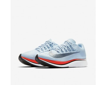 Nike Zoom Fly Womens Shoes Ice Blue/Bright Crimson/University Red/Blue Fox Style: 897821-401